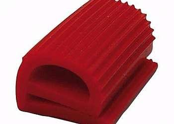 Perfil de silicone para porta de forno