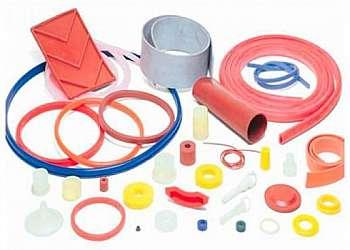 Perfil de silicone para vedação de vidros